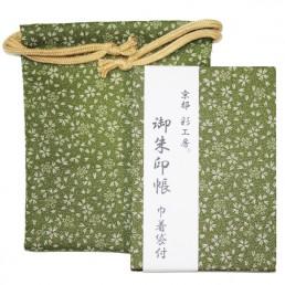 御朱印帳 利休/紫