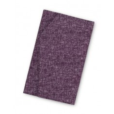 【送料無料】一越鮫小紋金封ふくさ 紫 ※慶弔兼用・男女兼用