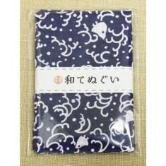 小紋調和手拭 浜千鳥1440-3
