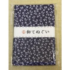 小紋調和手拭 とんぼ1440-7