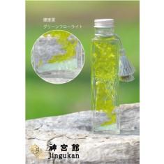 ハーバリウム グリーン 健康運